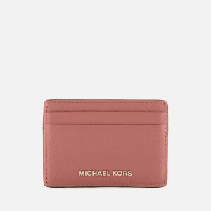 MICHAEL MICHAEL KORS Women's Money Pieces Card Holder - Rose