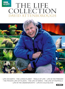 David Attenborough - The Life Collection 2018