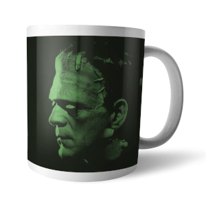 Universal Monsters Frankenstein Retro Tasse