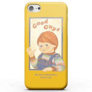Funda Móvil Chucky Good Guys Retro para iPhone y Android