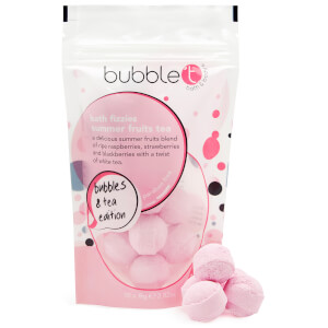 Burbujas de baño efervescentes Summer Fruits Tea de Bubble T (10 x 8 g)
