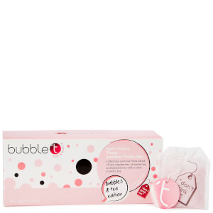 Bubble T Bath Infusion T-Bags - Summer Fruits Tea -kylpyteepussit 10 x 40g