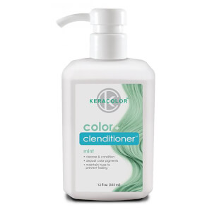 Keracolor Colour + Clenditioner - Mint 355ml