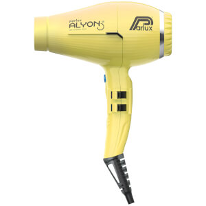 Parlux Alyon 2250W Hair Dryer - Yellow