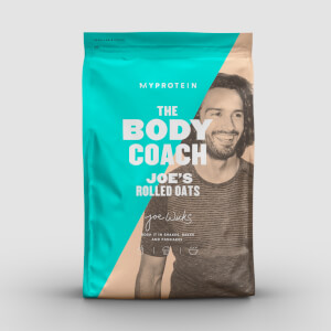 The Body Coach Gluten-Free Rolled Oats