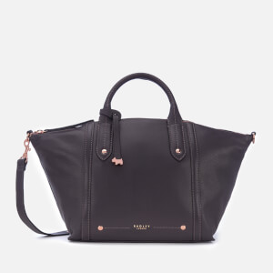 Radley Women's Kew Palace Medium Multiway Grab Bag - Charcoal