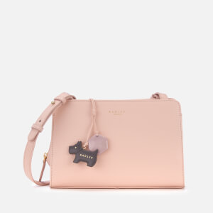 Radley Women's Liverpool Street Medium Cross Body Zip Top Bag - Blush