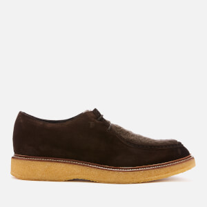 Tod's Men's Lace Up Shoes - Brown