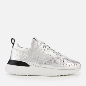 Tod's Women's Runner Style Trainers - Grey