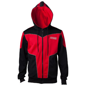 Marvel Ant-Man and the Wasp Men's Suit Hoody - Black