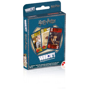 Top Card Tuck Box - Harry Potter Whot!