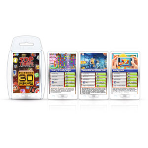 Top Trumps Card Game - Hottest 30 Apps Edition