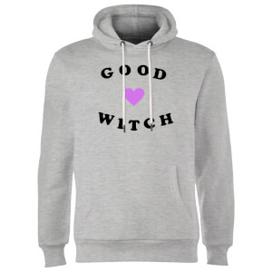 Good Witch Hoodie - Grey