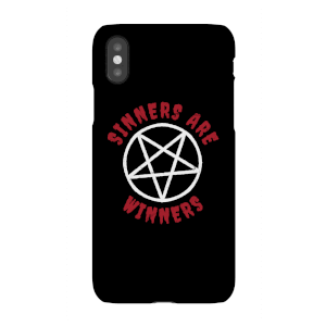 Sinners Are Winners Phone Case for iPhone and Android