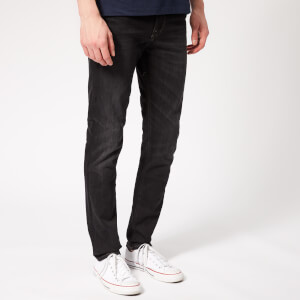 Tommy Jeans Men's Skinny Simon Jeans - Vernon Black Stretch