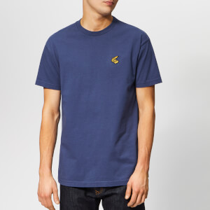 Vivienne Westwood Anglomania Men's Boxy T-Shirt - Navy