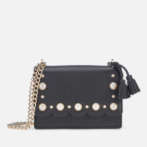 Kate Spade New York Women's Hayes Street Pearl Hazel Bag - Black