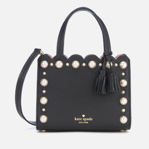 Kate Spade New York Women's Hayes Street Pearl Small Sam Bag - Black