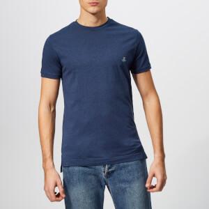 Vivienne Westwood Men's Jersey Peru T-Shirt - Blue Melange