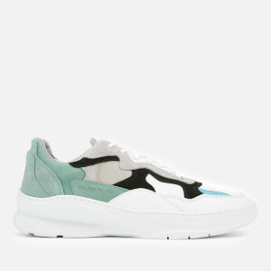 Filling Pieces Men's Cosmo Infinity Trainers - Mint