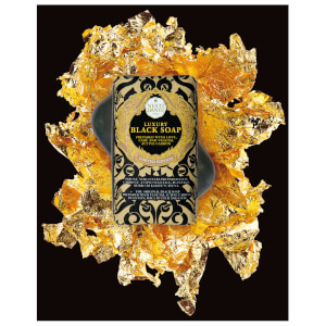 Nesti Dante Luxury Black Soap saponetta 250 g