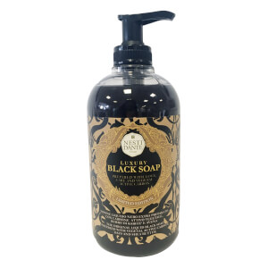 Nesti Dante Luxury Black Liquid Soap 500ml