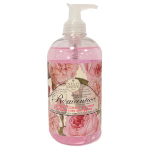 Nesti Dante Rose & Peony Liquid Soap 500ml