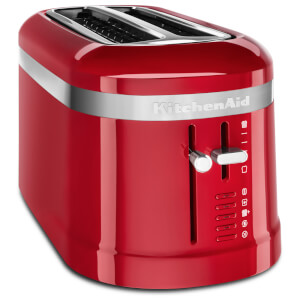 KitchenAid 5KMT5115BER 2 Slot Design Toaster - Empire Red