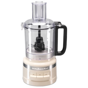 KitchenAid 5KFP0919BAC 2.2L Food Processor - Almond Cream