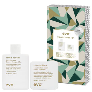 evo Square To Be Sharp - Crop Strutters with Free Shampoo