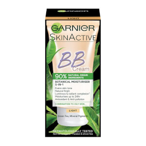 Garnier Natural BB Cream Tinted Moisturiser Light 50ml