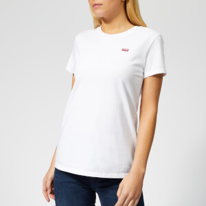 Levi's Women's Perfect T-Shirt - White