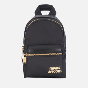 Marc Jacobs Women's Trek Pack Mini Backpack - Black