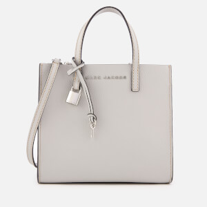 Marc Jacobs Women's Mini Grind Tote Bag - Ghost Grey