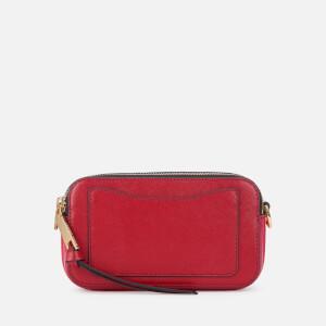 Marc Jacobs Women's Snapshot Cross Body Bag - Red Multi: Image 2