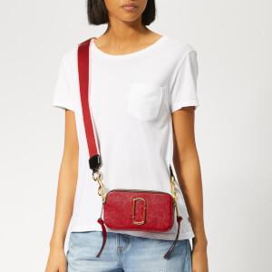 Marc Jacobs Women's Snapshot Cross Body Bag - Red Multi: Image 3