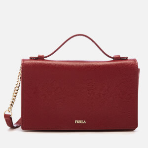 Furla Women's Incanto Large Cross Body Bag - Red