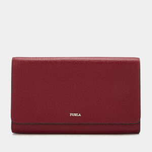 Furla Women's Allegra XL Cosmetic Case - Red