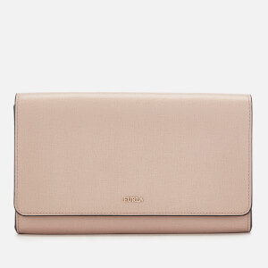 Furla Women's Allegra XL Cosmetic Case - Pink