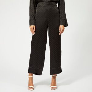Alexander Wang Women's Pyjama Pants - Black