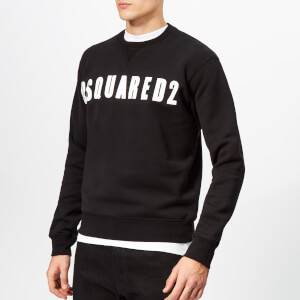Dsquared2 Men's Dsquared2 Logo Sweatshirt - Black