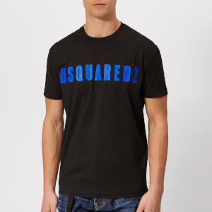 Dsquared2 Men's Acid Punk T-Shirt - Black Blue