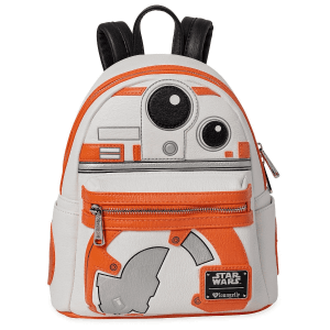 Mini Sac à Dos Loungefly Star Wars BB8