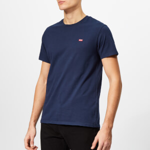 Levi's Men's Original T-Shirt - Cotton Patch Dress Blues