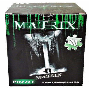 MATRIX JIGSAW PUZZLE 300PC (6035879)