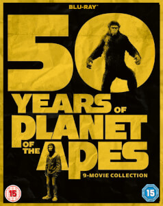 Planet of the Apes 50th Anniversary Edition