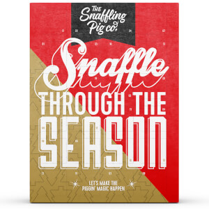 The Snaffling Pig Snaffle Through the Season Pork Crackling Advent Calendar