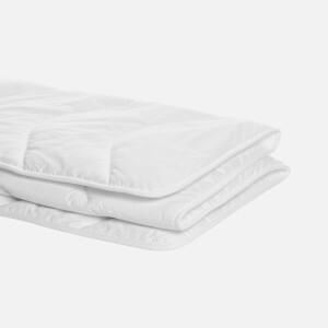in homeware Baby Anti-Allergy Duvet - White (4 Tog)