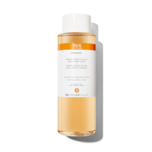 REN Exclusive Supersize Ready Steady Glow Daily AHA Tonic 500ml (Worth £50.00)