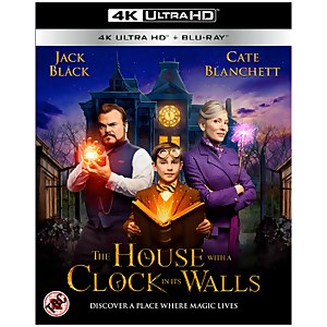 The House with a Clock in its Walls - 4K Ultra HD